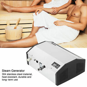 4.5KW Steam Room Generator External Control For Dry Sauna Shower|Premium Quality