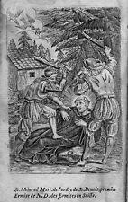 JAQUET. Histoire de l'origine... Chapelle... Abbaye... d'Einsidlen -Suisse -1740