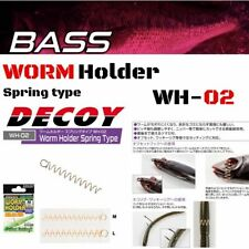 Decoy Worm Holder Spring Type Wh-02