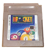 Side Pocket Nintendo Gameboy Cartridge