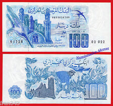 ARGELIA ALGERIA 100 Dinars Dinares 1981 Pick 131   SC / UNC