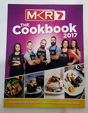 My Kitchen Rules MKR 2017 Edition The Cookbook 100 Recipes -