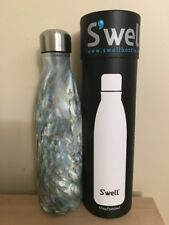 Swell Vacuum Insulated Stainless Steel Water Bottle 17oz Abalone