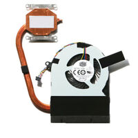 New Cpu Fan For Toshiba C75D C75D-C Cpu Cooling Fan With Heatsink H000081470