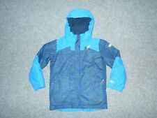 COLUMBIA WB1036 WHIRLIBIRD YOUTH BOYS MEDIUM JACKET W/INSULATED LINER         X3