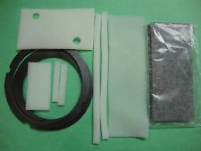 (2205) Jaguar S.1,2 XKE Heater Box Internal Seal Kit