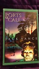 Ports of Call by Jack Vance 1998 HC Slipcase First Edition Signed and Numbered