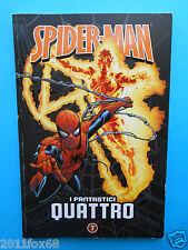 storie indimenticabili spider man n. 7 i fantastici quattro supereroi marvel gq
