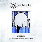 NOCTE OBDUCTA - UMBRIEL/DAS SCHWEIGEN ZWI NEW CD