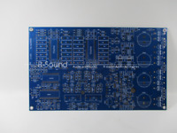 1pc Double TDA1541 DAC Decoderd PCB Bare Board C8412+SAA7220+TDA1541+5534AN