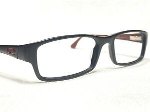 Oakley Servo OX1066-0455 Men's Black Brick Eyeglasses Frames 55/18~140