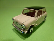 DINKY TOYS DY21 AUSTIN MINI COOPER S 1964 - BROKEN WHITE 1:43 - EXCELLENT