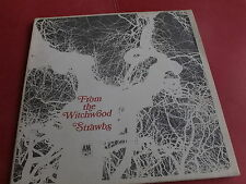 Strawbs-From The Witchwood ORIGINALE UK 1971 A & M LP AMLH 64304