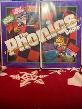 Homeschooling Vintage The Phonics Game A Better Way of Learning Beginning Reader