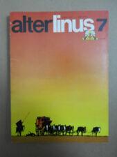 ALTER LINUS n°7 1975 Braccio di ferro Alack Sinner Dick Tracy Breccia [MZ1]