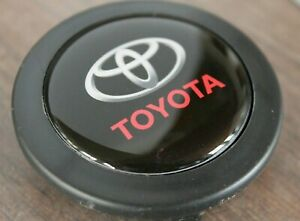 Horn Button fits  TOYOTA Fits MOMO RAID SPARCO NRG Steering Wheel Sport