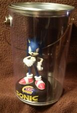 "SONIC the Hedgehog 15th Anniversary 5"" Figure Statue Promo New Sega Games"