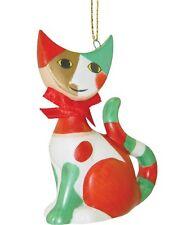 Goebel Rosina Wachtmeister Giuseppe NIB Porcelain Cat Ornament 128191 NEW IN BOX