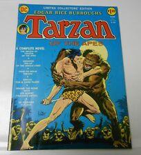 1973 DC Treasury C-22 TARZAN Of The Apes JOE KUBERT Edgar Rice Burroughs VF- 7.5