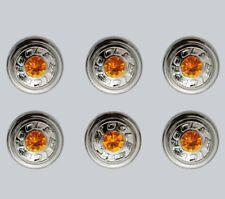 Icetools Jewel Studs gelb (6er Pack) Stomppad NEU!