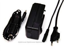EU Plug BATTERY CAR CHARGER F CANON NB-2LH BP-2L12 BP-2L14 BP-2L13 BP-2L5 CB-2LW
