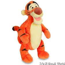 """Disney Store Tigger Mini Bean Bag Plush Size 7"""" Pooh Hundred Acre Wood NWT"""