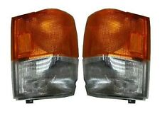 fit 95-06 Isuzu NPR NQR GMC W4500 Corner Park Light PAIR