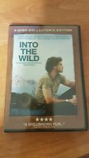 Into the wild 2-disc collector's ed. DVD FACTORY SEALED free shipping worldwide
