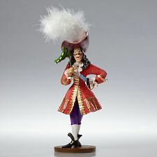 Disney Showcase Couture de Force Captain Hook Masquerade Figurine New