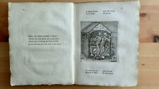 PRINTED 1825 THE DANCE OF DEATH RARE 19TH CENTURY GERMAN ED BEAUTIFUL PLATES