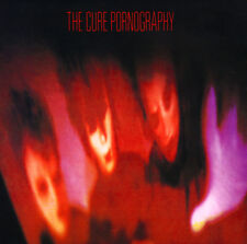 The Cure Pornography 2016 UK Remastered 180 Gram Vinyl LP Mp3