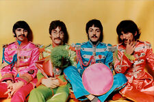 """The Beatles Sgt. Pepper's Lonely Hearts Club Band 13x19"""" Photo Print"""