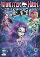 Nuevo Monster High - Haunted DVD