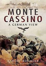 Monte Casino: Un Allemand vue par Bohmler, Rudolf Livre relié 9781473828469