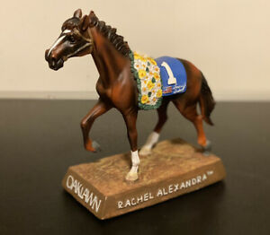 RACHEL ALEXANDRA Bobble Head Horse Racing Oaklawn Arkansas Derby