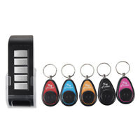 5 in 1 Wireless Lost Key Finder Locator Alarm Keychain 40m FP