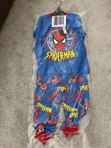 John Lewis Spiderman Pyjamas Age 5-6