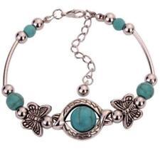 Turquoise Alloy Turquoise Costume Bracelets