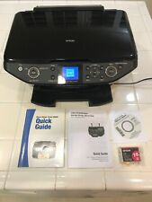 Epson Stylus Photo RX595 All-In-One Inkjet Printer