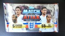 Topps England Football Trading Cards Match Attax Game