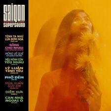 SAIGON SUPERSOUND VOL ONE SOUTH VIETNAM 1965-1975 CD VIETNAMESE POP MUSIC