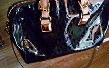 micheal kors handbag no flaws jet blk shoulder duffle