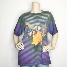 The Rolling Stones No Security 1999 Large Vintage Tie Dye Concert Tour Shirt Tee