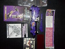 VTG original 1980s 1984 1985 Gen 1 G1 Transformers Astrotrain Decepticon lot set
