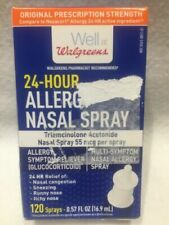 Walgreens Over-the-Counter Allergy Medecine for sale | eBay