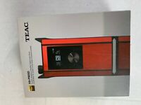 F//S TEAC Hi-Res corresponding portable amplifier Player Red HA-P90SD-R Japan EMS