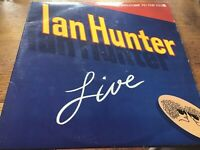 Ian Hunter - Welcome to the club Live Double LP Chrysalis Records EX