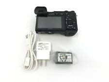 Sony Alpha A6000 24.3MP Digital Camera 8959 Shutter Count #S4684