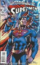 Superman Comic Issue 1 The Coming Of The Supermen 2016 Neal Adams Alex Sinclair