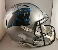 Gerald McCoy Autographed Signed Full Size Helmet Carolina Panthers Beckett